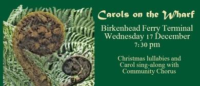 Carols on the Wharf