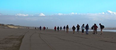 Twilight Beach Walk - Manawatu Walking Festival