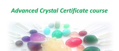 Advanced Crystal Healing Certificate Course