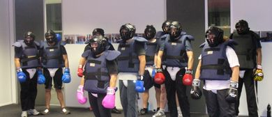 Teens Krav Maga Self Defence Workshop