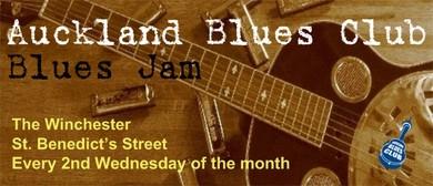 Auckland Blues Club's Blues Jam
