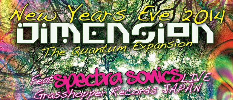 Dimension -The Quantum Expansion