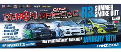 Demon Energy D1NZ Drifting Championship