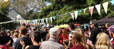 Aro Valley Fair