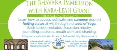 The Bhavana Immersion