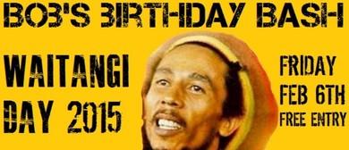 The Rude Boyz - Bob's Birthday Bash