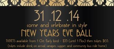 Geraldine New Years Eve Ball