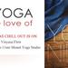 Hot Vinyasa Yoga/Yoga Nidra