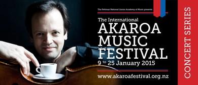 Akaroa Music Festival - Musical Delicacies
