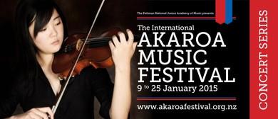Akaroa Music Festival - Bach at Lunchtime