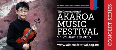Akaroa Music Festival - The Four Seasons