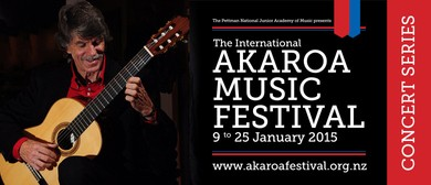 Akaroa Music Festival - Guitarissimo