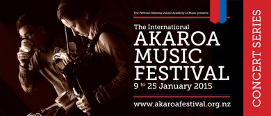 Akaroa Music Festival - Pole to Pole in the New World