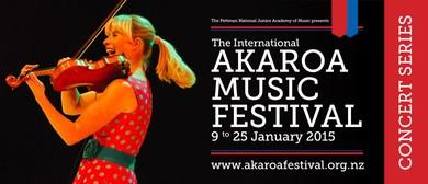 Akaroa Music Festival - Fiona Pears
