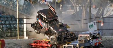 Technical Welding Services NZ Stockcar Teams Champs