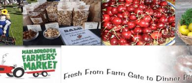 Farmers Market Summer Season