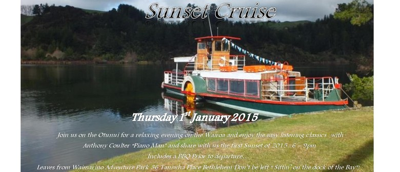 New Years Day Sunset Cruise
