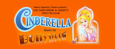 Nelson Repertory Theatre presents Cinderella