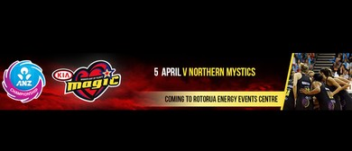 ANZ Netball Championship: KIA Magic v Northern Mystics