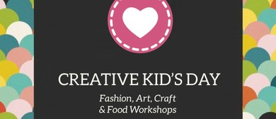 Vines Village Creative Kid's Day