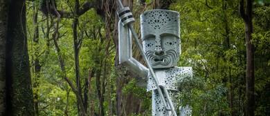 Te Apiti - Manawatu Gorge Walk - The Tawa Loop Walk