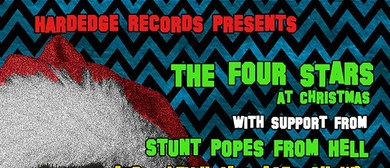 Hardedge Records Presents The Four Stars at Christmas