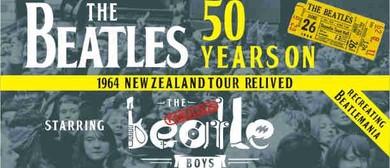 The Fabulous Beatle Boys
