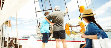 Tall Ship Sailing Trips in the Bay of Islands