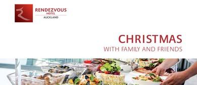 Christmas Buffet Lunch & Dinner