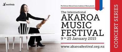 The International Akaroa Music Festival Festival Pass