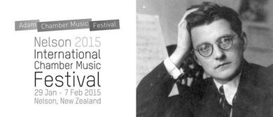 Adam Chamber Music Festival Heart and Soul