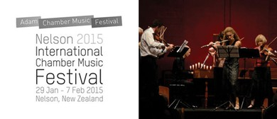 Adam Chamber Music Festival  - Bach by Candlelight