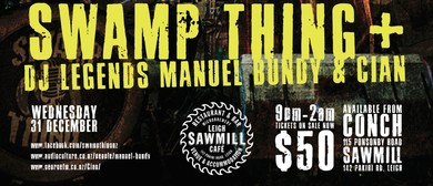 Sawmill New Years Eve Party