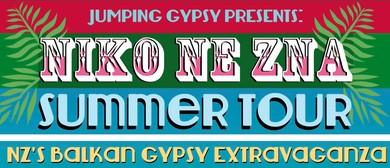 Jumping Gypsy Presents: Niko Ne Zna Summer Tour