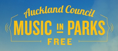 Auckland Council Music in Parks - Sidney Diamond