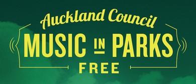 Auckland Council Music in Parks - Quantum Blue