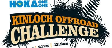 Hoka One One Kinloch Offroad Challange