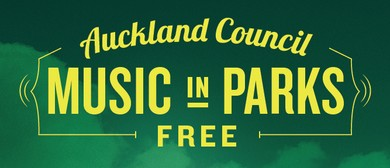 Auckland Council Music in Parks - The William Brown Band