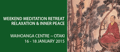 Weekend Meditation Retreat Relaxation and Inner Peace