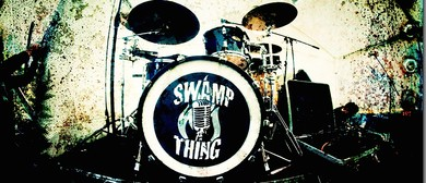 Swamp Thing ' Let's Get Live '