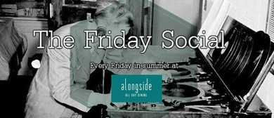 The Friday Social with DJ Definite