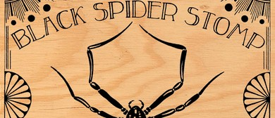 Black Spider Stomp - New Year's Eve Special