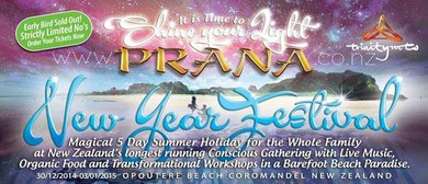 Prana New Year Festival