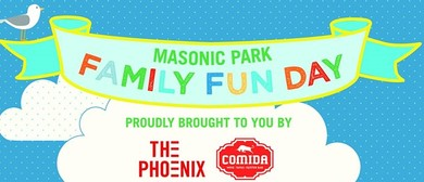 Family Fun Day with Variety Children's Charity & The Phoenix