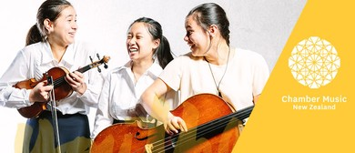 NZCT Chamber Music Contest: New Plymouth District Rounds