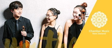 NZCT Chamber Music Contest: Gisborne District Rounds