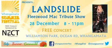 Landslide: The Fleetwood Mac Tribute Show
