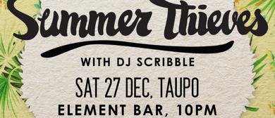Summer Thieves Tour 14/15