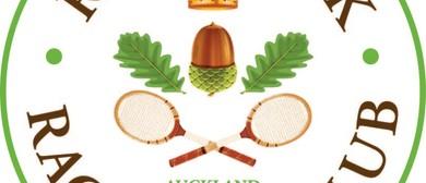 Senior Squash Club Night