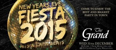 New Years Eve Fiesta